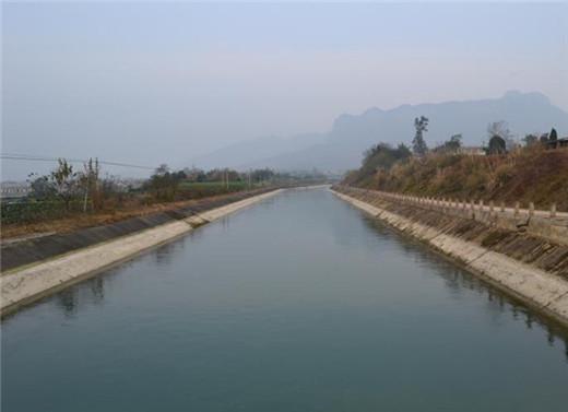武都引水一期灌区总干渠灾后重建项目