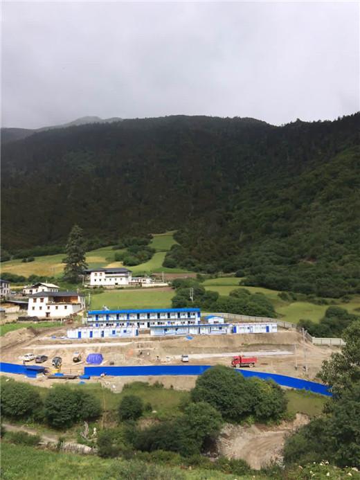 云南省德钦县谷久浓水利枢纽工程前期准备工作已基本完成